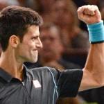 Djokovic vence a Federer y se clasifica para la final de París-Bercy