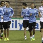 Uruguay culmina ante Jordania su peliagudo periplo para clasificar al Mundial de Brasil
