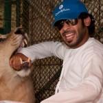 Emiratos Árabes ponen de moda tener animales salvajes en casa pese a alertas