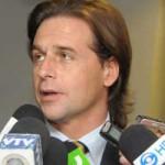 Lacalle Pou propone modificar ordenamiento jurídico para mejorar seguridad