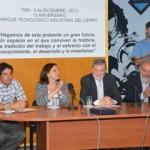 ANEP ampliará oferta educativa en el Parque Tecnológico Industrial del Cerro