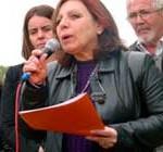 Intendenta Olivera apela a la oposición para obtener préstamo del BID