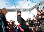 Banda roquera Metallica ofrece concierto desde base argentina en Antártida
