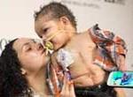 Niño de 3 años sobrevive a multitrasplante de 5 órganos