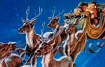 Navidad: ¿Por qué vuelan los renos de Papá Noel?