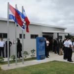 Mujica inauguró plaza Casavalle y nueva sede de la Comisaría Nº 17