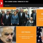"""Foreign Policy: """"La izquierda latinoamericana encontró un estabilizador en la figura de José Mujica"""""""
