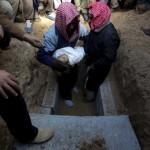 """""""Represalia"""": niña palestina muerta y seis heridos en ataques de Israel"""