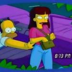 Homero Simpson: Retrato de un pervertido