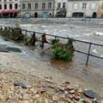 Tormentas dejan sin electricidad a decenas de miles de hogares en Francia y Gran Bretaña
