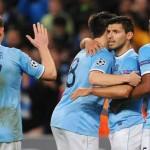 Manchester City gana al Tottenham con gol de Agüero y logra el liderato