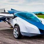 """Logran que vuele el """"Aeromóbil"""", prototipo del automóvil volador del futuro"""