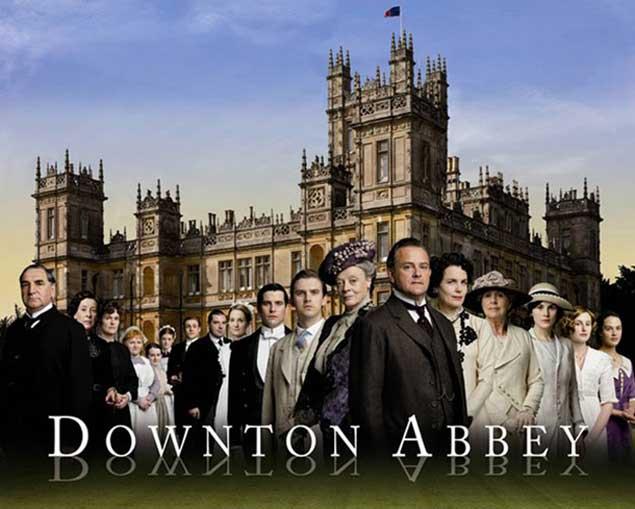Downton Abbey en su cuarta temporada camino de continuar su éxito ...
