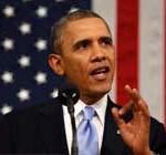"""En discurso del Estado de la Unión, Obama alerta poder gobernar """"por decreto"""""""
