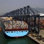 Puerto: en diciembre llegaron 24% de contenedores menos, debido a trabas argentinas