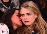 Besos de Cara Delevingne y Michelle Rodríguez excitan a los estadounidenses