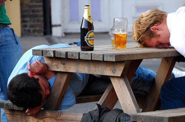Со алкоголизм