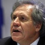 """Almagro aseguró que se """"pudrió todo"""" en las relaciones con Argentina, pero no descarta reunión entre presidentes"""