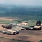 Fuerza Aérea de Ecuador donará a Uruguay piezas de aviones A-37