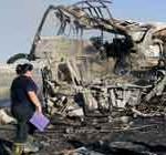 Camión a contramano choca a un bus en Argentina y al menos hay 18 muertos