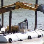 Dragado del río Uruguay beneficiará el transporte de cemento y combustibles de ANCAP hacia litoral