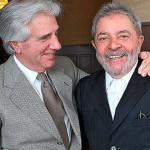Tabaré se reunió con Lula