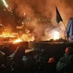 """""""No hay marcha atrás"""": Ucrania suma víctimas en las calles y se encamina hacia un desenlace violento"""