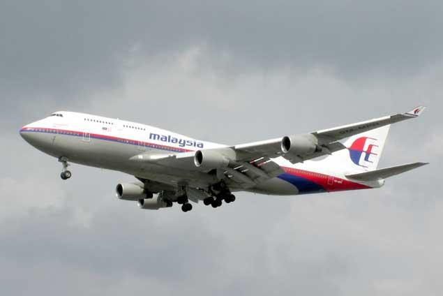Resultado de imagen para Vuelo 370 de Malaysia Airlines