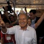 Sánchez Cerén favorito: primer exguerrillero en ocupar la presidencia de El Salvador