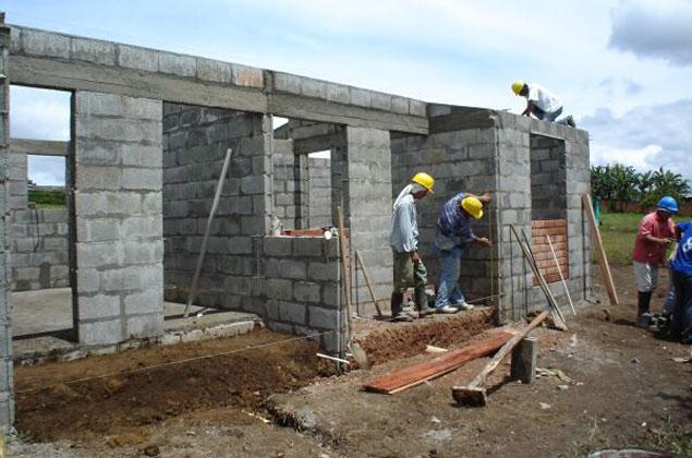 Plan juntos y sunca acuerdan colaborar en construcci n de for Programa para construccion de casas