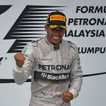 Hamilton ganó el Gran Premio de Malasia