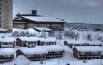 Suecia reproduce una ciudad entera de 20.000 habitantes y los muda al norte