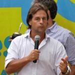 Lacalle Pou desafío a Tabaré Vázquez a discutir cómo terminar con los asentamientos