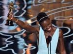 El premio Oscar para Lupita Nyong'o impulsa la industria del entretenimiento de Kenia