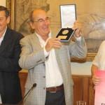 El escritor Mario Delgado Aparaín es declarado Ciudadano Ilustre de Florida