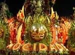 Escuela de samba Mocidade Alegre gana por tercer año Carnaval de Sao Paulo