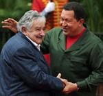 """Mujica recordó a Chávez a un año de su muerte: """"En lo particular se me fue un amigo"""""""