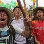 Alto acatamiento: huelga por aumentos salariales y contra plan privatizador paraliza Paraguay