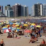 Uruguay recibió 2.8 millones de turistas que reportaron US$ 1.8 millones