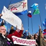Golpe legítimo en Ucrania, referendo ilegítimo en Crimea: el Kremlim y la Casa Blanca en el banquillo