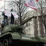 Crimea pide más ayuda a Rusia para separarse de Ucrania pero Obama exige no intervenir