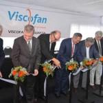 Mujica inauguró en Canelones planta en productora de colágeno para productos cárnicos