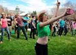 Fiesta de la Marihuana en Denver, Colorado, comparte el Domingo de Resurrección