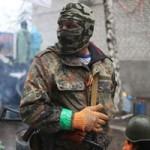 """Ucrania lanza una operación """"antiterrorista"""" contra la """"guerra"""" de insurgentes prorrusos en el este del país"""