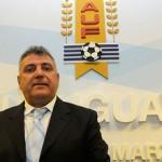 Wilmar Valdez es el nuevo presidente de la AUF; Curutchet se bajó