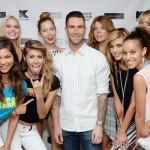 Adam Levine lanzó nueva línea de ropa femenina