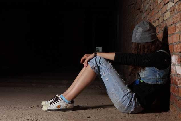 La violencia adolescente enfurece la ira