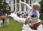 """""""Easter Bunny"""": Casa Blanca recibe niños para la Cacería del Conejo de Pascuas"""