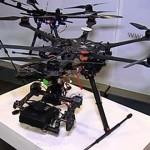 """La Policía utilizará """"drones"""" para mejorar la vigilancia en Montevideo"""