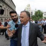 Fernando Calloia renunció a la presidencia del Banco República tras ser procesado sin prisión